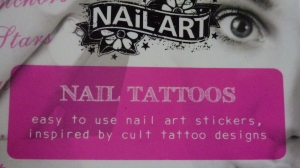 Nail Tattoos by Nail Art