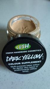 Lush Yellow Supliment