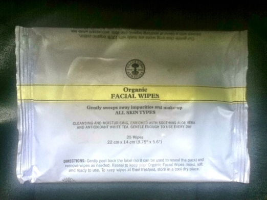 Facial Wipes 2