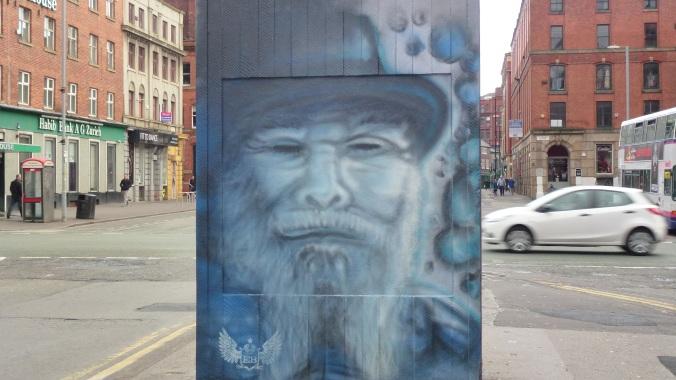 Mystical old man