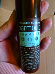 Intelligent Nutrients, Harmonic Shampoo