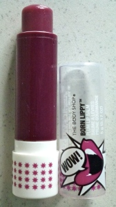 The Body Shop Born Lippy Lip Balm