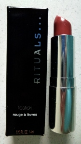 Rituals Lipstick in Brown Red