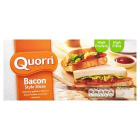 Quorn smokey 'bacon'
