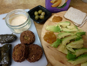 kitchen picnic