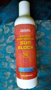 Yaah Sun Block