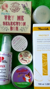Souk Souk March Beaty Box products