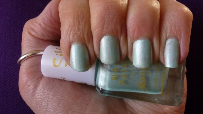 Barry M Nail Paint in Meadow