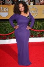 Oprah purple
