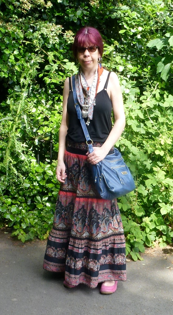 OOTD: Spanish Gypsy Inspired