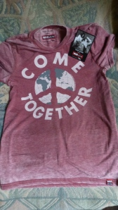 Come Together War Child Tshirt