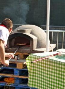 Pizza Pilgrims Moretti Gran Tour Manchester