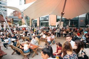 Disaronno Terrace Manchester - 06-08-14