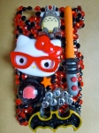 Multi-medium Customised Phone Case by Dainty Fox