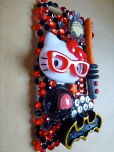 customised phone case by Dainty Fox