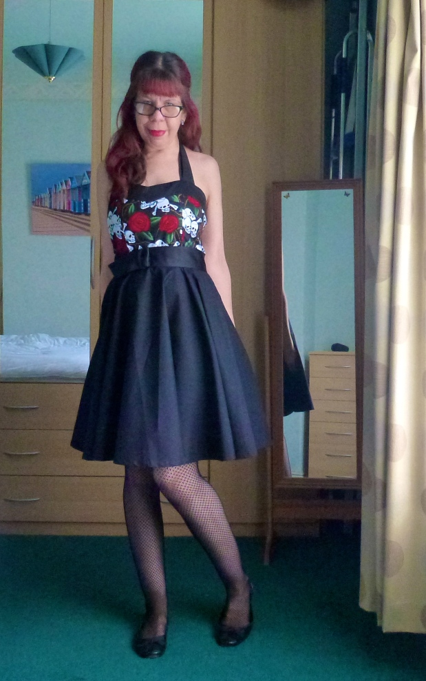The Perfect Rockabilly Dress