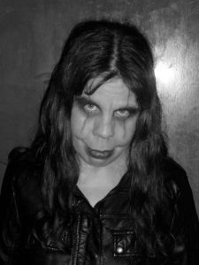 The Crow Halloween Makeup