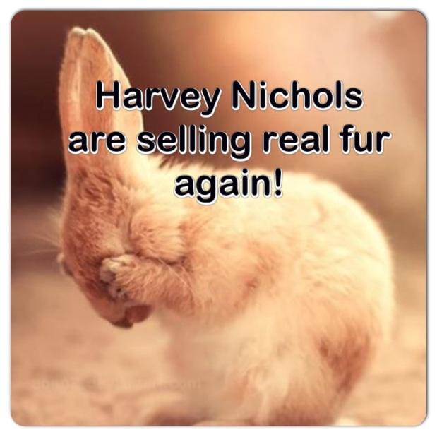 Harvey Nichols Are Still Selling RealFur!