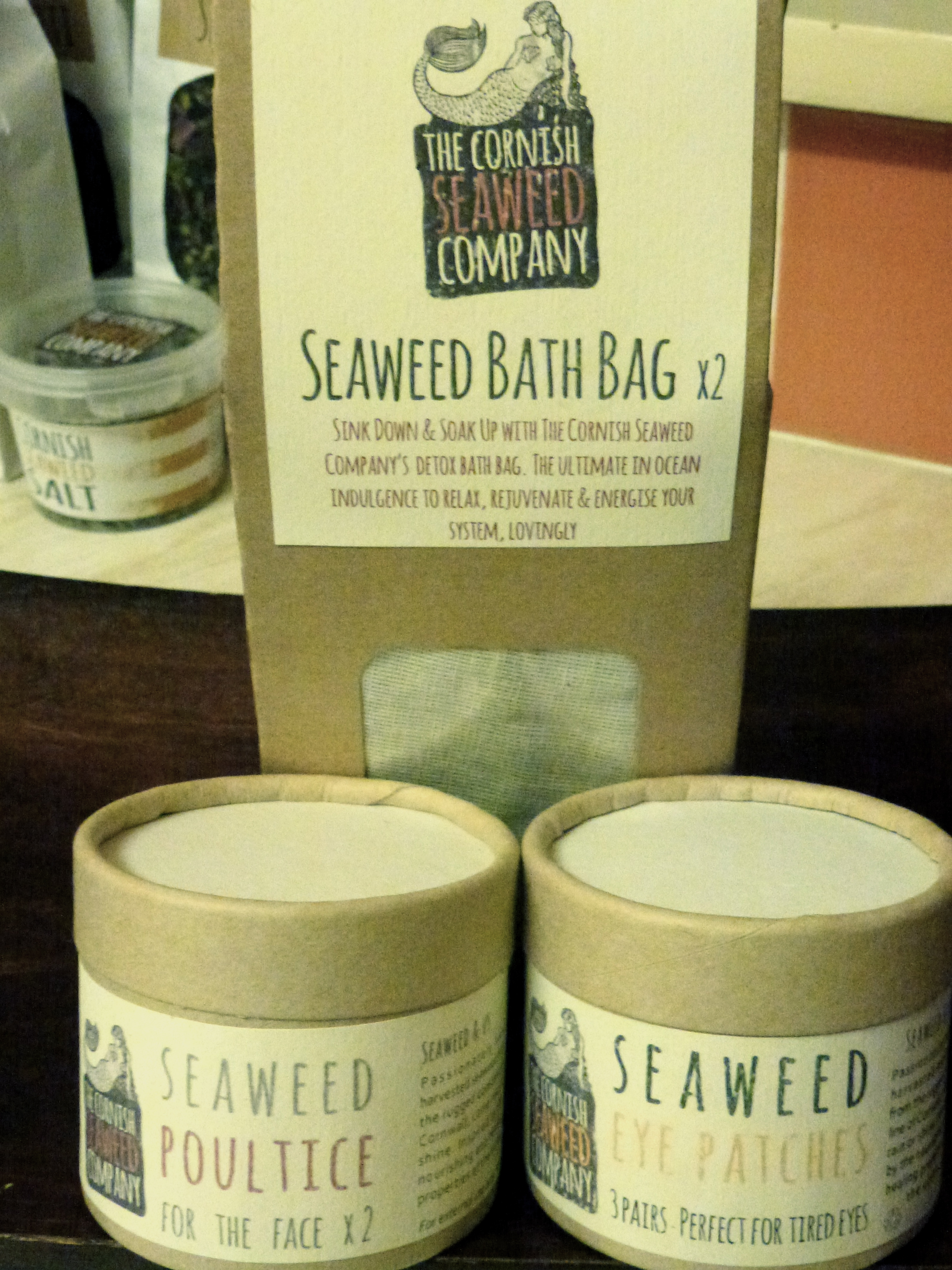 Skincare Review – The Cornish Seaweed Company | Vamp It Up Manchester