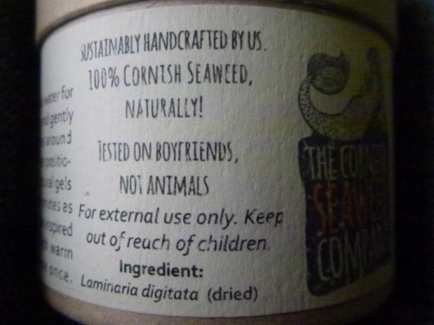 Beauty Review – The Cornish SeaweedCompany