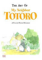 My neighbour Totoro The Art of