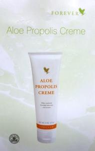 Aloe and Propolis moisturiser