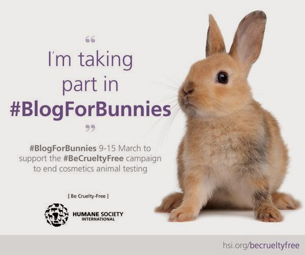 blogforbunnies end animal testing