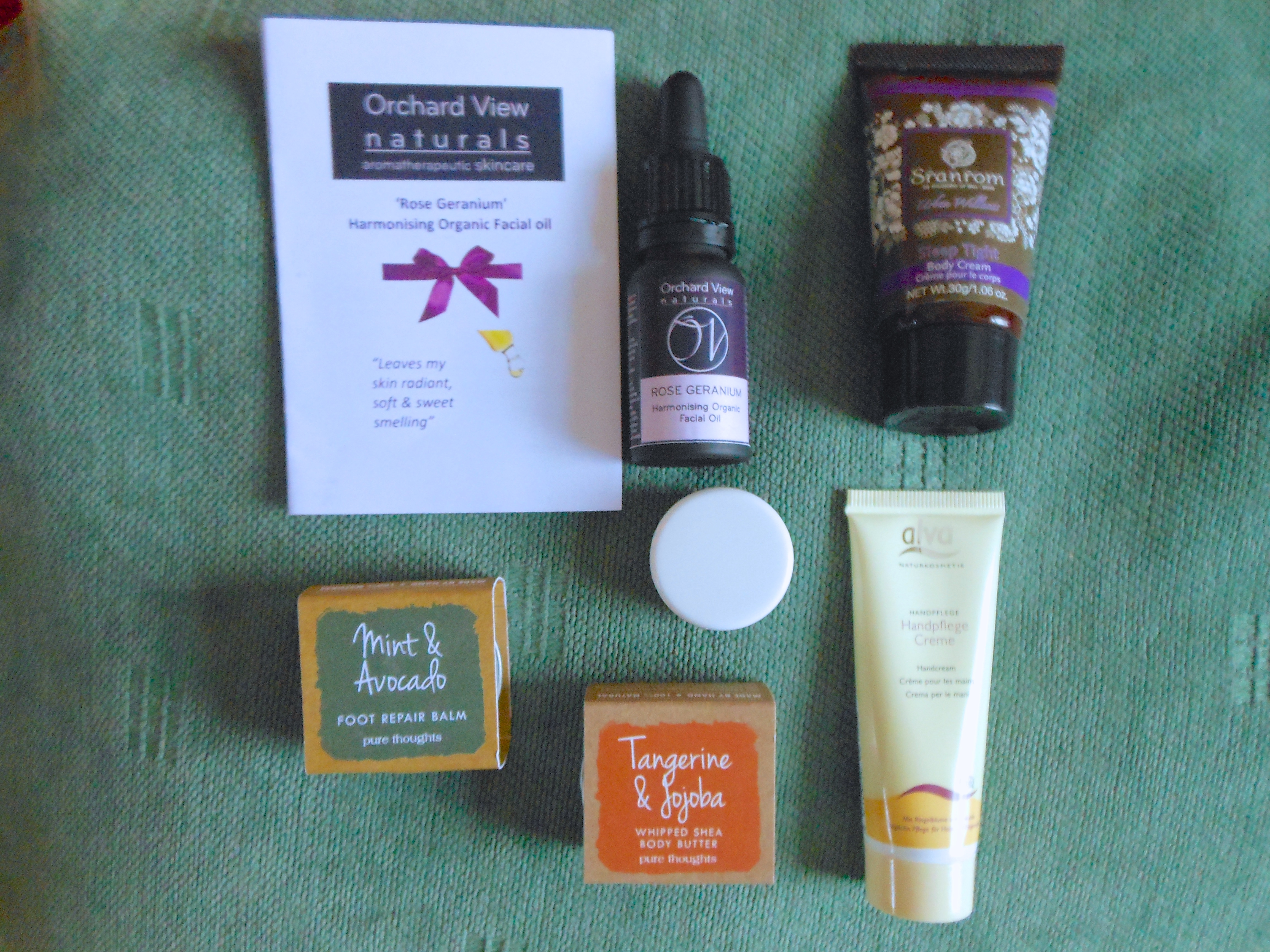 Souk Souk Beauty Box (limited edition) Relax and Dream un
