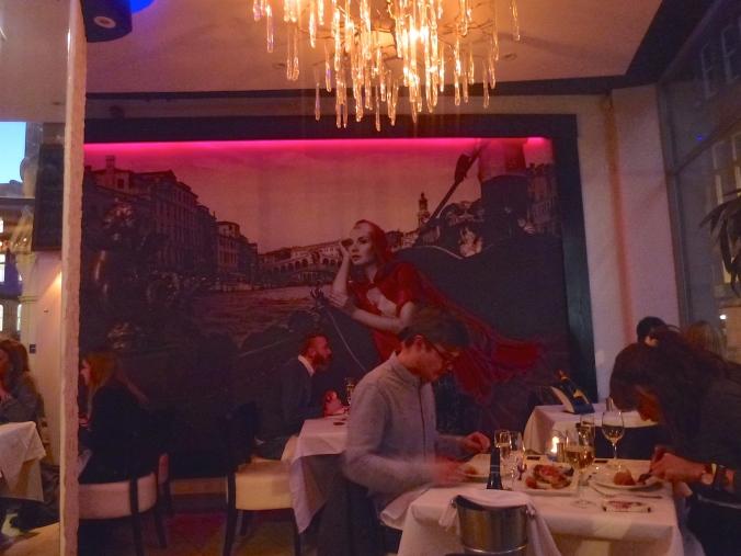 Avalanche restaurant manchester
