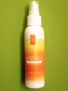 insta natural vitamin C facial toner