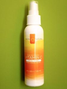 insta natural vitamin C facial toner