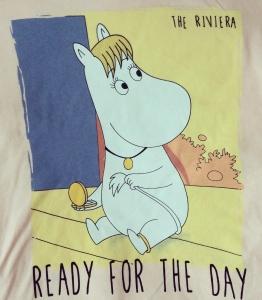 Moomin tee, Moomin pyjamas