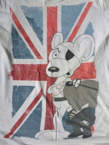 Danger Mouse tee