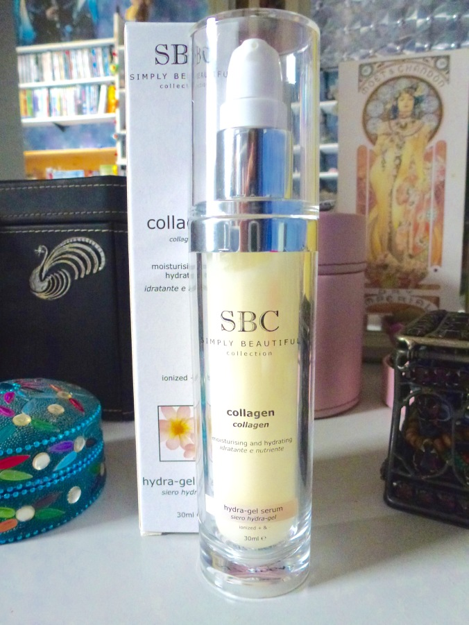 Colagen hydra gel serum