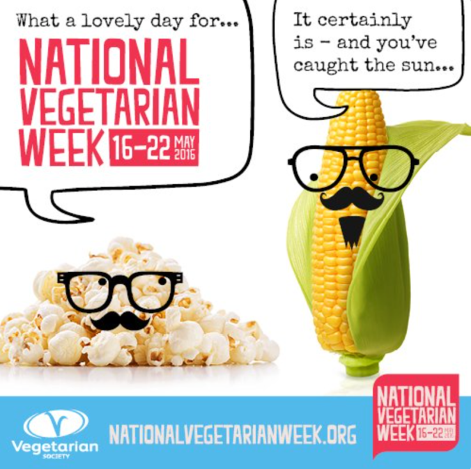 National Vegetarian Week
