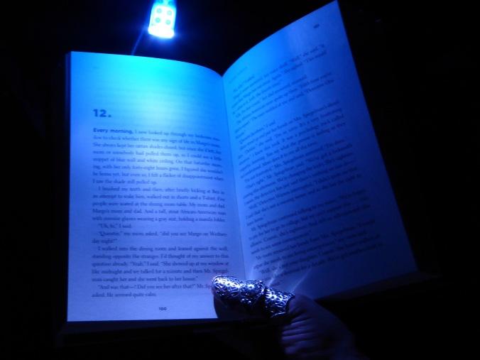 clip on reading light
