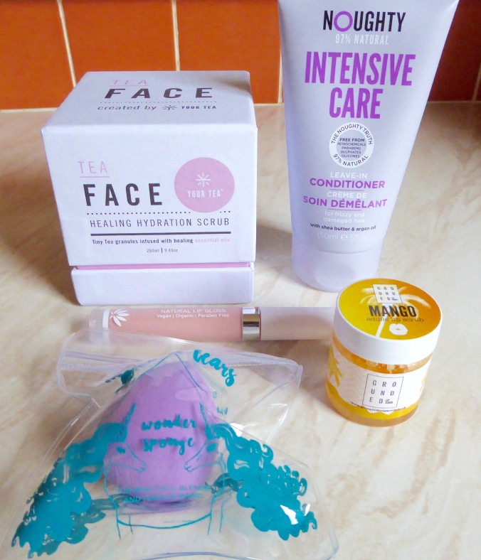 The Vegan Kind Beauty Box review - February
